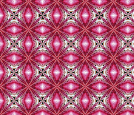Flower Power - Wish Upon a Stargazer Lily 3 fabric by dovetail_designs on Spoonflower - custom fabric