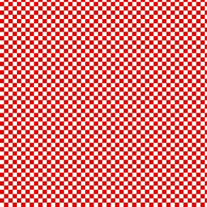Checkers (Apples-Red)