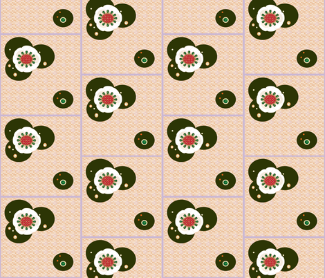 Jams on Tweed fabric by melachmulik on Spoonflower - custom fabric