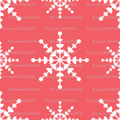 Snowflakes 2012
