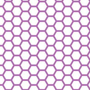 Hive - Purple and White