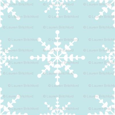 """Snowflakes """"Ice"""" 2012"""