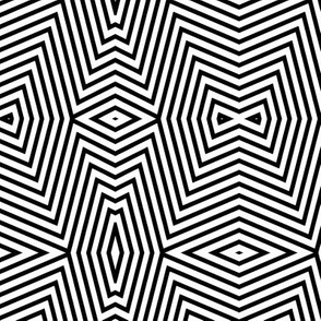 Op Art Hysterical Order