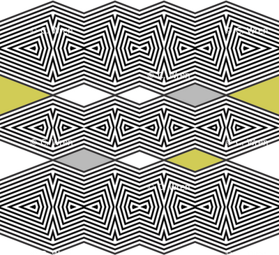 Op Art Diamonds