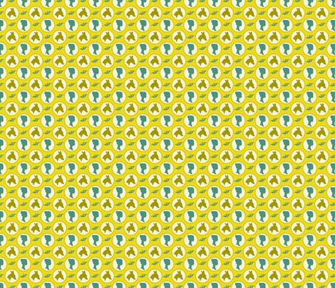 ready for my cameo fabric by brandbird on Spoonflower - custom fabric