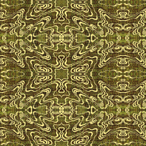 ripple - forest fabric by materialsgirl on Spoonflower - custom fabric