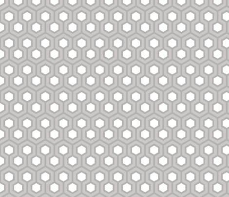 Option 2 Revision 5 repeat fabric by mariafaithgarcia on Spoonflower - custom fabric