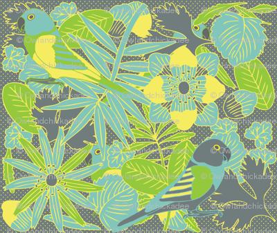 Botanic & Birds