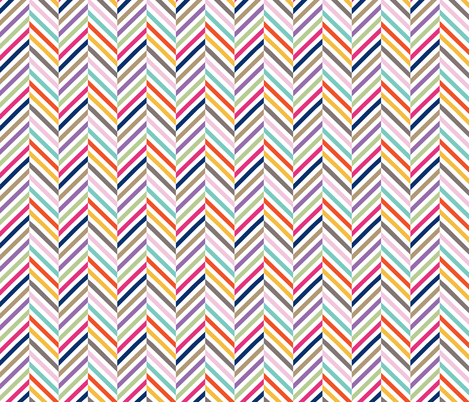 Herringbone Candies  fabric by jara_by_jacki on Spoonflower - custom fabric