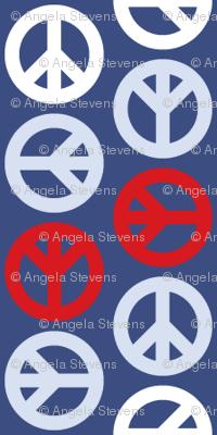 Peace Wave - Patriotic