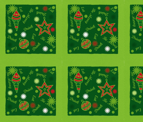 Holiday Fun fabric by dnbmama on Spoonflower - custom fabric