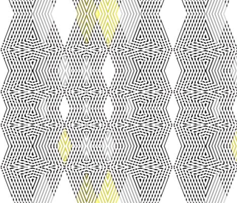 op-art-ow2 fabric by wren_leyland on Spoonflower - custom fabric