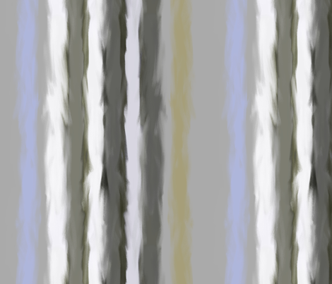 northern-gray-stripes-bl fabric by wren_leyland on Spoonflower - custom fabric