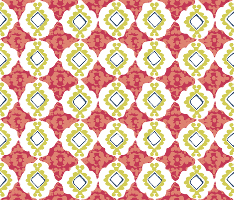 Matisse-1 fabric by ottomanbrim on Spoonflower - custom fabric