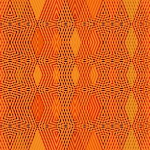 Orange Over Orange