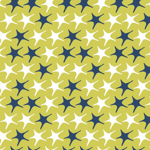 Matisse stars in yellow