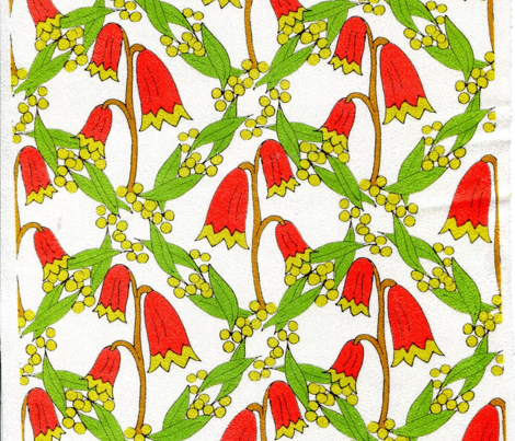 Rrchristmas_bells_and_golden_wattle_cocktail_napkins_3_colours_natural_by_rhonda_w_comment_510823_preview