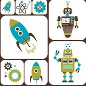 Robots and Rockets
