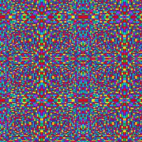 Tiny Bright Tiles