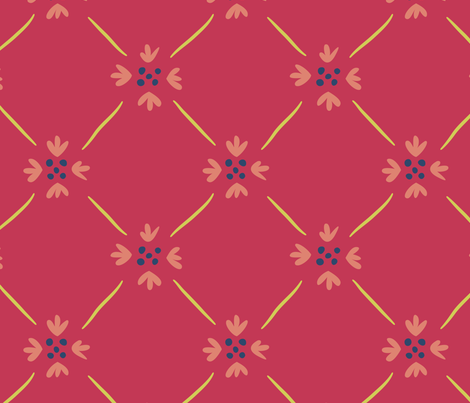 matisse fabric by darcibeth on Spoonflower - custom fabric