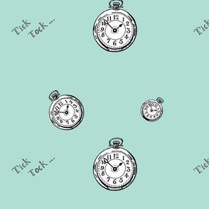 clocksgreen