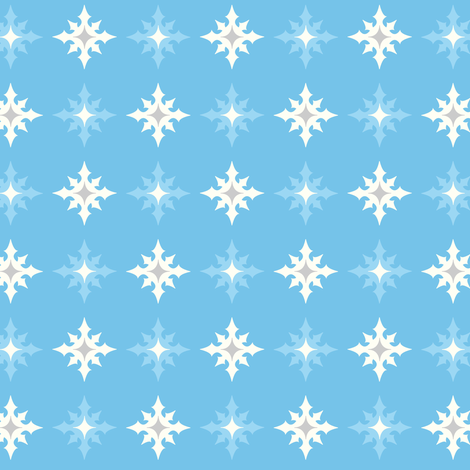 Shining Star fabric by sugarxvice on Spoonflower - custom fabric