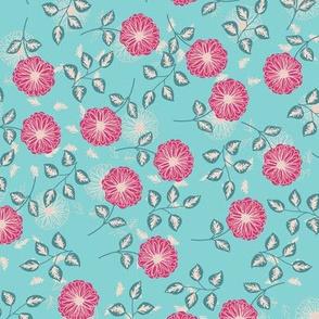 Flora (teal)