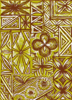 Kalakaua Ave ,golden sands