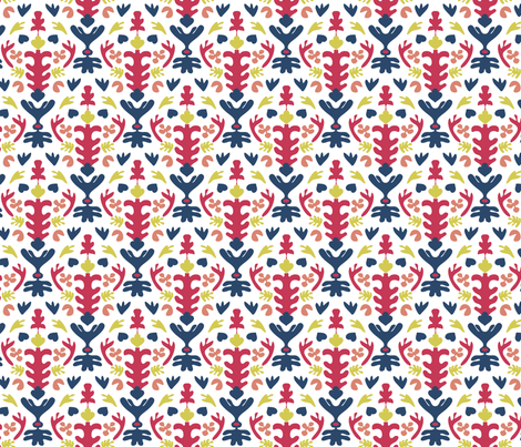 Matisse fabric by ebygomm on Spoonflower - custom fabric