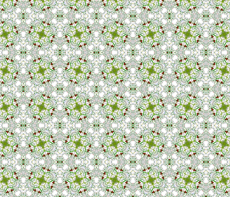 Christmas Dream fabric by aertbylisa on Spoonflower - custom fabric