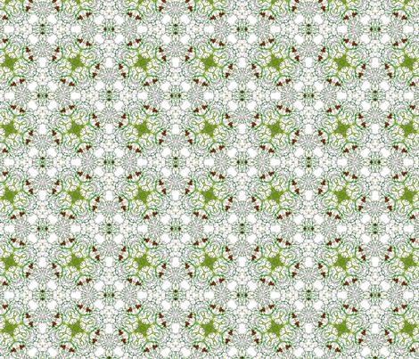 Christmas Dream fabric by lisa_cat on Spoonflower - custom fabric