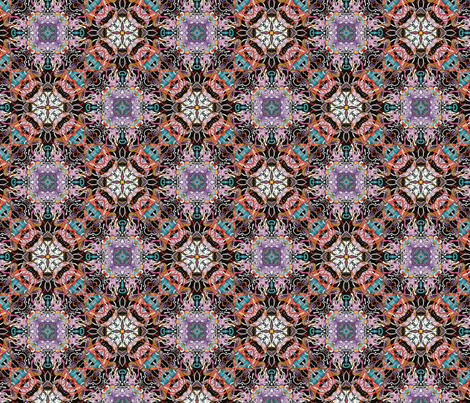Zelleri fabric by lisa_cat on Spoonflower - custom fabric