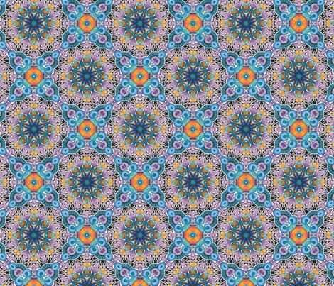 Fuscofibrillosus fabric by lisa_cat on Spoonflower - custom fabric