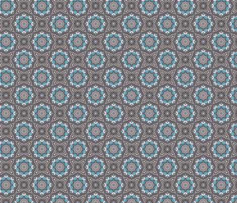 Celtic calm fabric by lisa_cat on Spoonflower - custom fabric