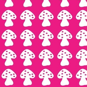 mushroom pink