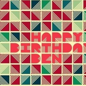 RGB Gift Wrap