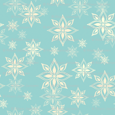 Mix + Match Snowflakes