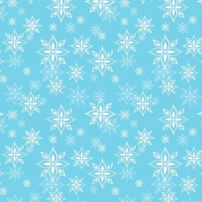Mix + Match Snowflakes