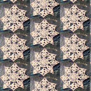 Artful Dwelling Vintage Snowflakes