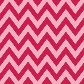 Bubblegum Chevron