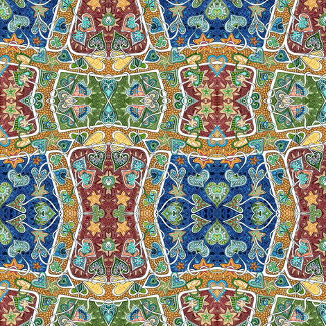 In the Old Country fabric by edsel2084 on Spoonflower - custom fabric