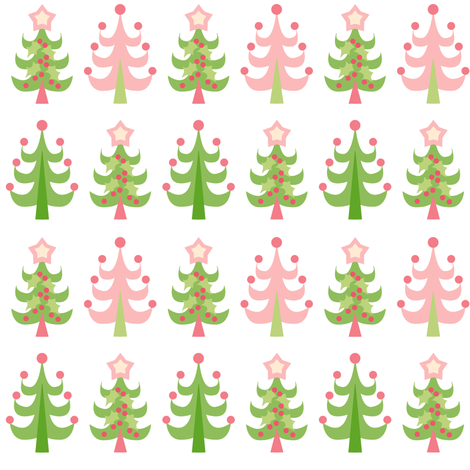 Tress of Whimsy fabric by thesugarwitch on Spoonflower - custom fabric