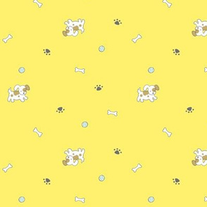 Puppies_Yellow