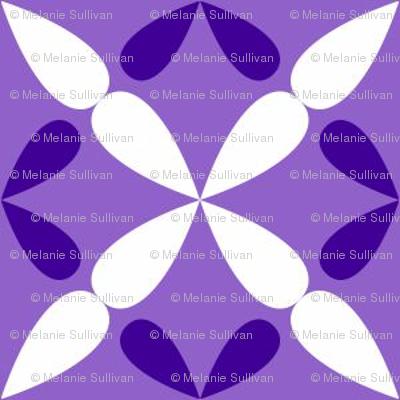 Nested Lattice Purple A