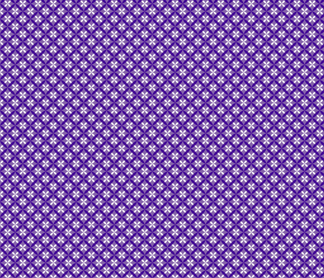 Nested Lattice Purple B fabric by melaniesullivan on Spoonflower - custom fabric