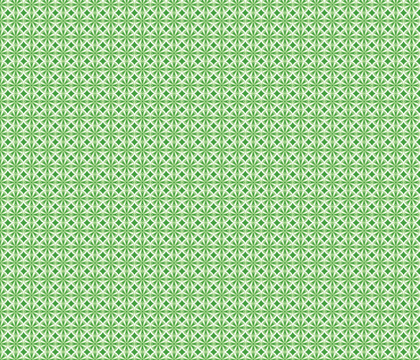 Sliced Citrus Green fabric by melaniesullivan on Spoonflower - custom fabric