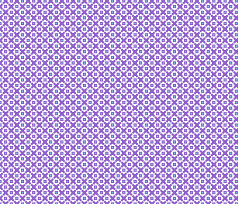 church windows purple fabric by melaniesullivan on Spoonflower - custom fabric