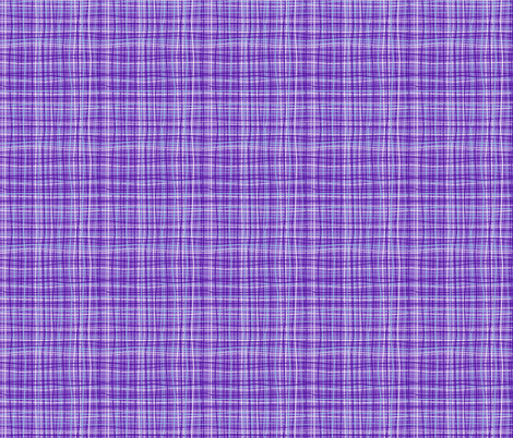 Wavy Wovens Purple fabric by melaniesullivan on Spoonflower - custom fabric