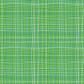 Wavy Wovens Green