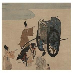 Vintage 1800 Japanese Design